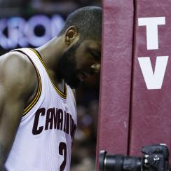 Kyrie Irving reportedly wants to be traded