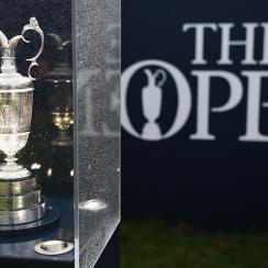 The winner of the Open Championship gets to take home far more than just this trophy.