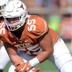 Connor Williams: Offensive tackle out to make Texas NFL draft history