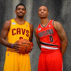 kyrie irving trade rumors damian lillard
