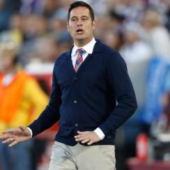 Real Salt Lake manager Mike Petke was livid against Sporting Kansas City
