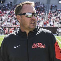 Mississippi State fan finds Hugh Freeze call