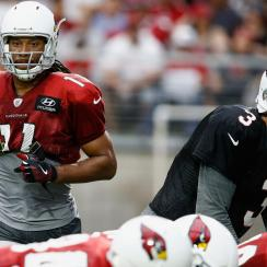 With Larry Fitzgerald and Carson Palmer leading the way, the Cardinals are 41-22-1 over the past four seasons.