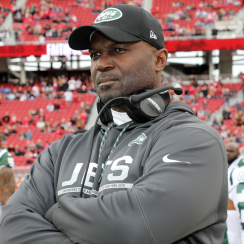 New York Jets coach Todd Bowles.