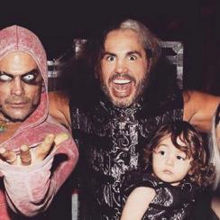 Matt Hardy's wife Reby on 'Broken' dispute with Impact