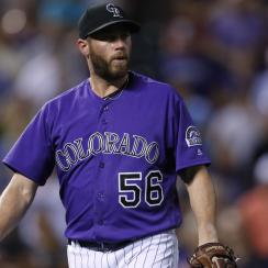 Greg Holland kitchen accident