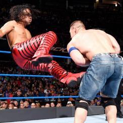 John Cena vs Shinsuke Nakamura: WWE SmackDown recap