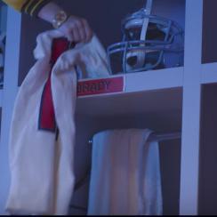 Macklemore gets Marshawn Lynch in music video