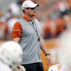 Texas football recruiting: Tom Herman lining up big Class of 2018