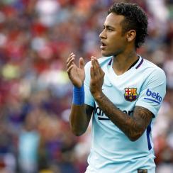 Neymar explains reason for transfer