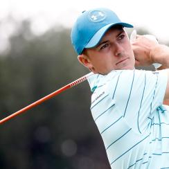 Jordan Spieth is hoping to complete the career grand slam at Quail Hollow.