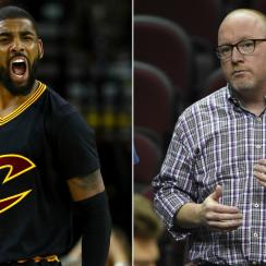 Kyrie Irving rumors: Ex-Cavs GM David Griffin sees trade