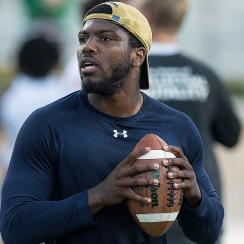 Malik Zaire: Florida's quarterback battle has new face with Feleipe Franks, Luke Del Rio