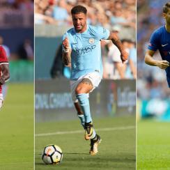 Romelu Lukaku, Kyle Walker and Alvaro Morata have fetched massive transfer fees this summer