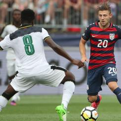 Paul Arriola is set to sign with D.C. United