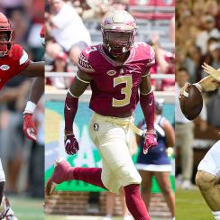 Top 100 college football players: Derwin James, Lamar Jackson, Baker Mayfield lead list