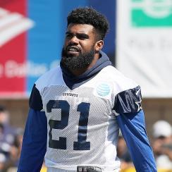 Dallas Cowboys Ezekiel Elliott