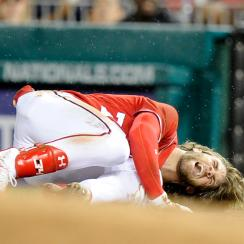 bryce harper injury scott boras nationals