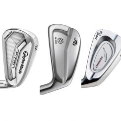 See below to learn about these five new irons for better players.
