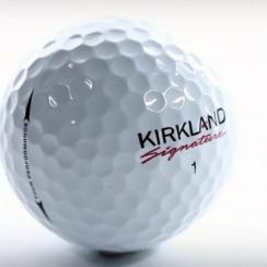 The Kirkland-brand golf ball has become the center of two lawsuits.
