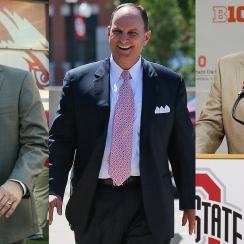 Athletic director rankings: Joe Castiglione, Mark Hollis, Kevin White top survey