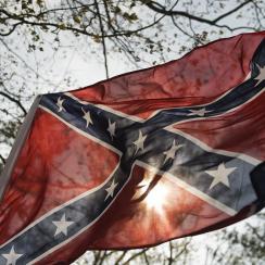 confederate flag irish gaa cork