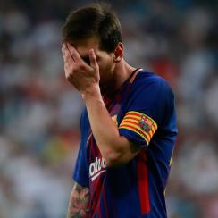 Lionel Messi and Barcelona are in the midst of a crisis following Neymar's departure