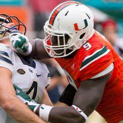 Miami Hurricanes: Mark Richt has defense to contend in ACC