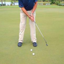 Top 100 Teacher Joe Hallett can teach you how to stop pulling putts.