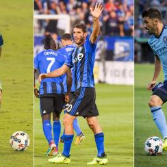 Clint Dempsey, Ignacio Piatti and David Villa all starred in MLS Week 24