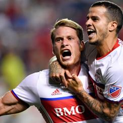 Toronto FC is closing in on the MLS Supporters' Shield