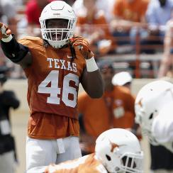 Texas football: Longhorns defense relies on Malik Jefferson, Naashon Hughes