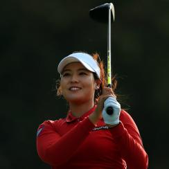 In Gee Chun took the lead Friday in the Canadian Pacific Women's Open after shooting two rounds of 67.