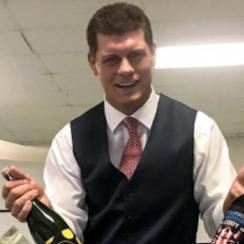 wwe wrestling cody rhodes wine