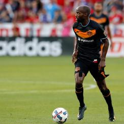 DaMarcus Beasley is with the USMNT for World Cup qualifiers against Costa Rica and Honduras