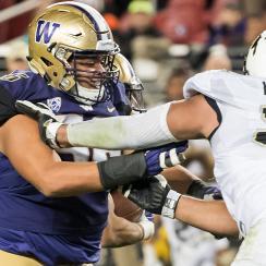 Washington Huskies football: Nick Harris underscores Chris Petersen's recruiting philosophy