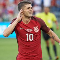 Christian Pulisic and the USA have a pair of huge World Cup qualifiers in September