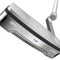 The new Cleveland TFi 2135 Satin 1.0 putter.