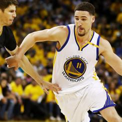 Warriors' Klay Thompson