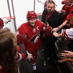 Shane Doan retirement: Coyotes RW's career over