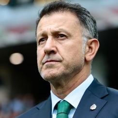 Juan Carlos Osorio and Mexico turn their focus to qualifying for the World Cup