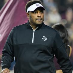 Kevin Sumlin, Jim Mora on college football's hot seat entering Week 1