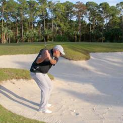 Three simple steps to blast out of any bunker.