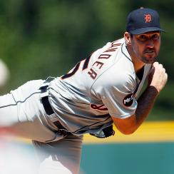 Justin Verlander traded from Tigers to Astros