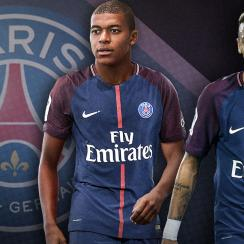 Neymar and Kylian Mbappe are now teammates with PSG