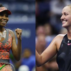 petra kvitova venus williams us open draw 2017 tennis