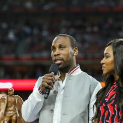 Boldin, the 2015 Walter Payton Man of the Year, retired from the NFL in August to devote his life to activism.