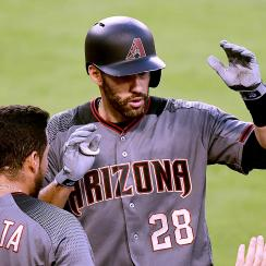 Arizona Diamondbacks JD Martinez