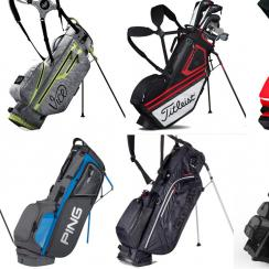 Learn all about these eight new stand bags below.