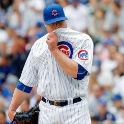 Jon Lester, Chicago Cubs